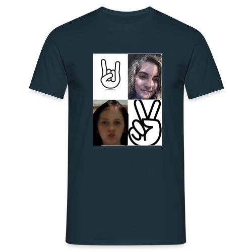 Dolan Twins girls - Men's T-Shirt
