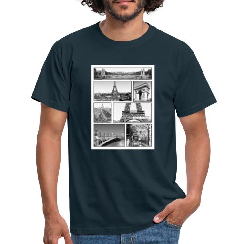 Paris manga - T-shirt Homme