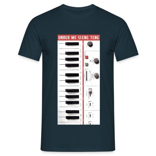 undermeslengteng - T-shirt Homme