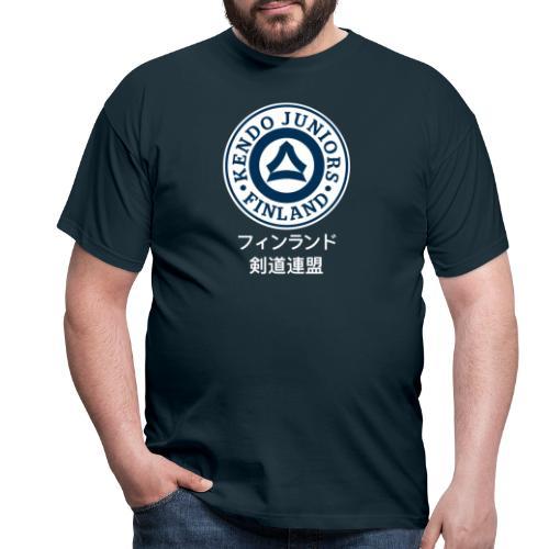 Junnu-FKA logo - Miesten t-paita