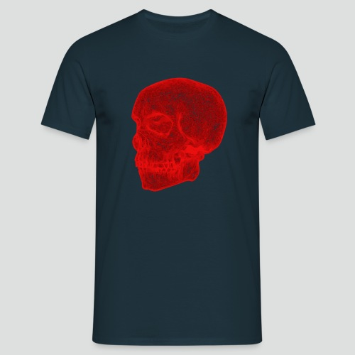 Skullsnapped - Männer T-Shirt