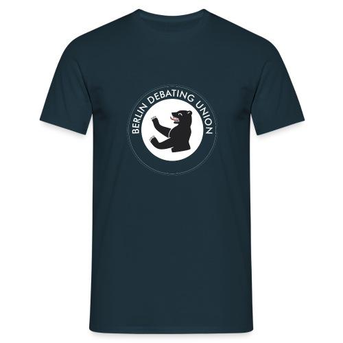 Rundes BDU Logo - Männer T-Shirt