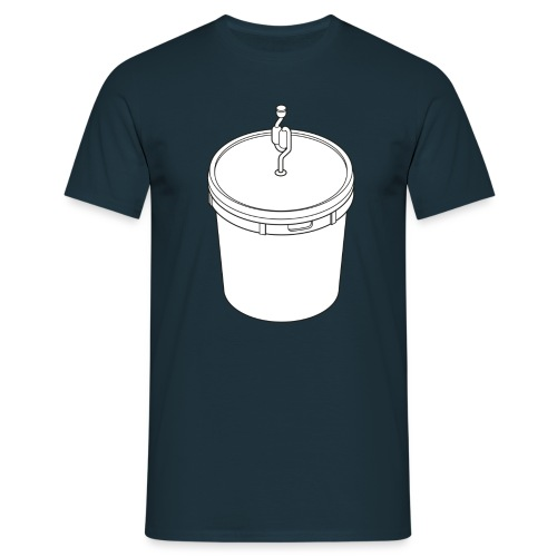 gistingsvat - Mannen T-shirt