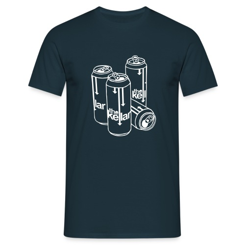 cans - Männer T-Shirt