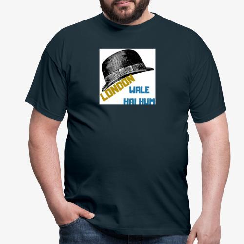 LONDON WALE - T-shirt herr