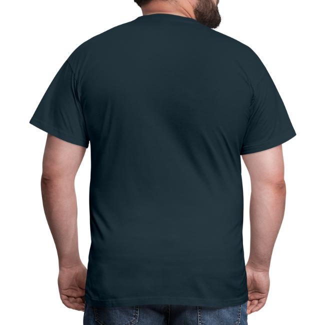 Vorschau: Da Test wor positiv, oba ned auf Corona - Männer T-Shirt