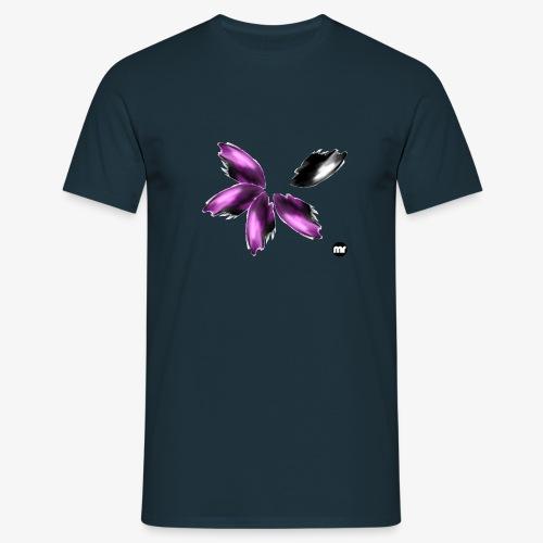 Sembran petali ma è l'aurora boreale - Maglietta da uomo
