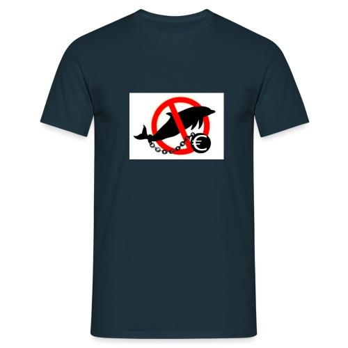 Captivity Money - Men's T-Shirt