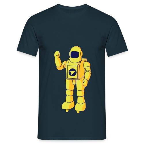 astronauta small - Camiseta hombre