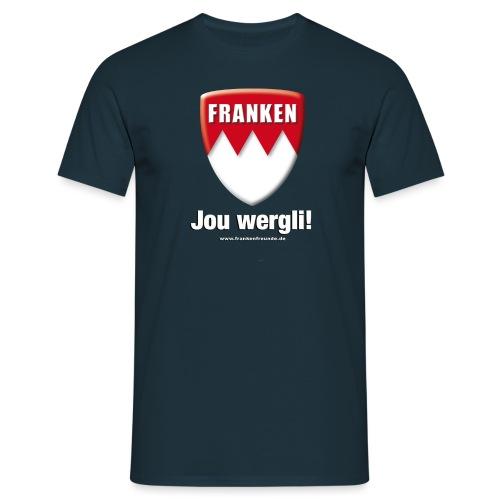 tshirt jou wergli - Männer T-Shirt