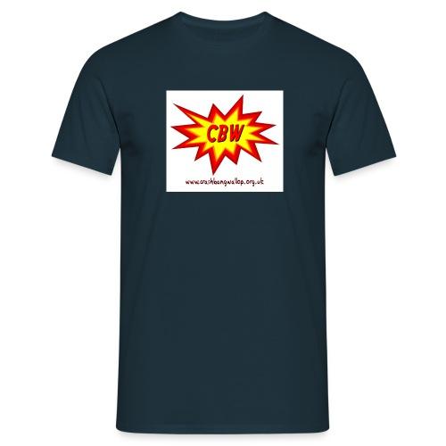 cbwfront tshirt - Men's T-Shirt