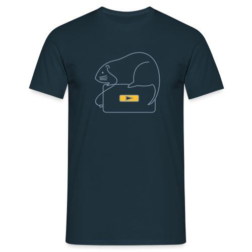 Nutria United Hoody - Männer T-Shirt