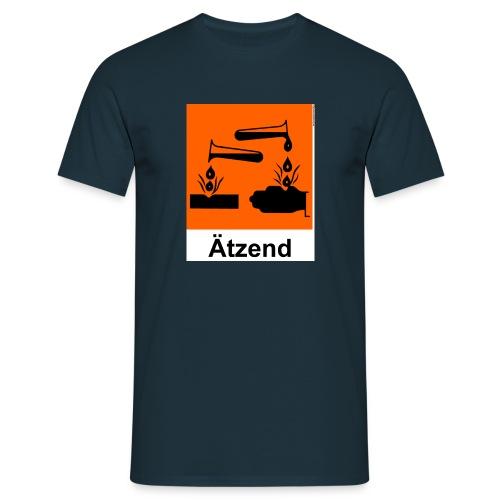 Ätzend - Männer T-Shirt