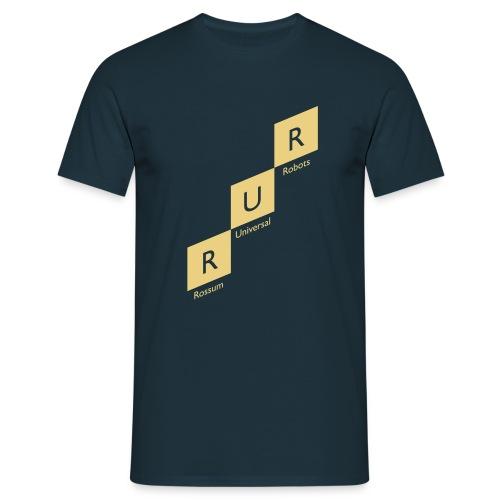 rur3 - Men's T-Shirt