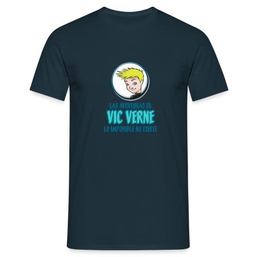 Vic Verne - Camiseta hombre