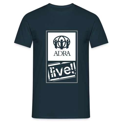 livelogo spreadshirt final cs2 - Männer T-Shirt