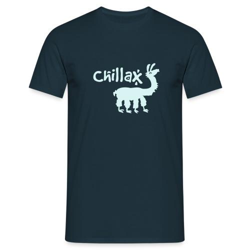 chillax - Männer T-Shirt