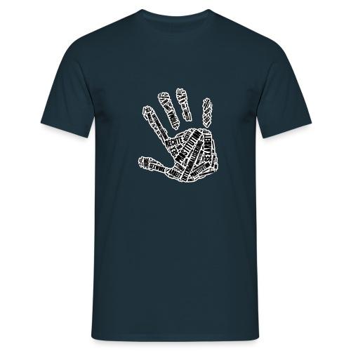 hand1 - Männer T-Shirt