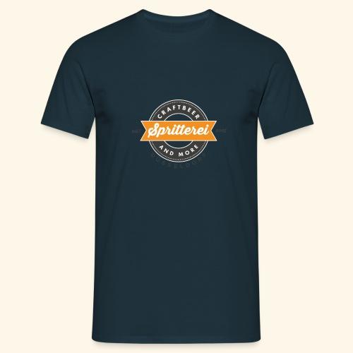 29 Spritterei LOGO 06 01 png - Männer T-Shirt