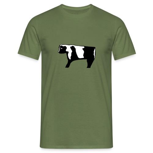 standing cow - Men's T-Shirt