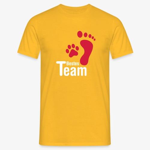 Bestes TEAM - Männer T-Shirt