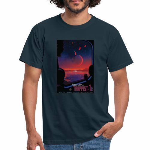 Vision du futur sur Trappist - T-shirt Homme