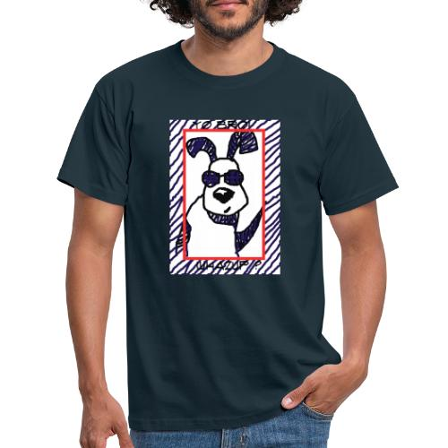doggy star - Maglietta da uomo