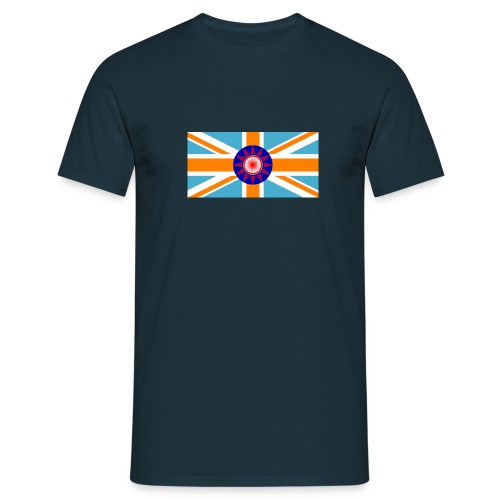 FLAG TEE - Herre-T-shirt