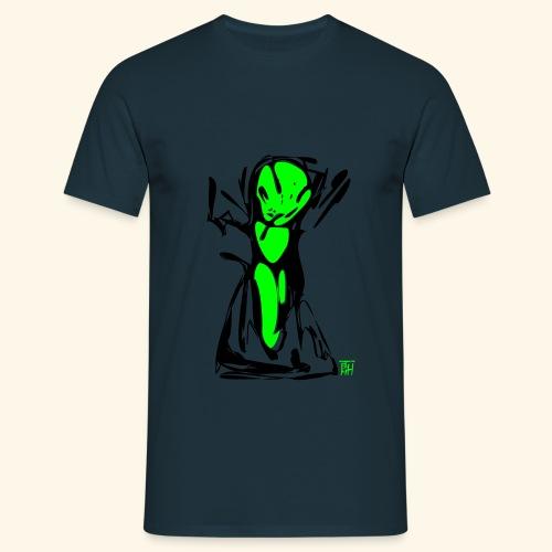 wespe neu - Männer T-Shirt