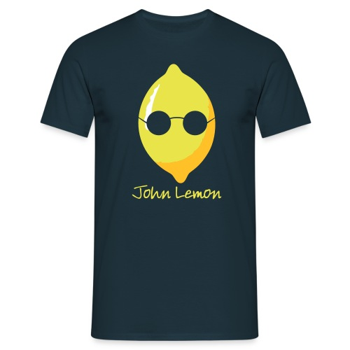 john lemon artwork - Men's T-Shirt