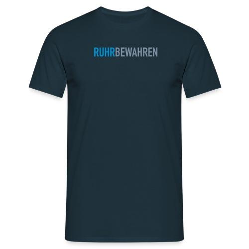 ruhrbewahren - Männer T-Shirt