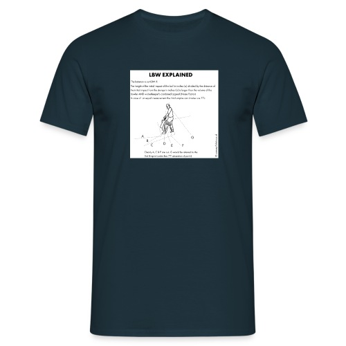 lbw3 - Men's T-Shirt