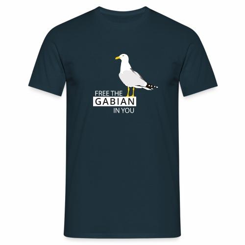 Libérez le Gabian en vous - T-shirt Homme