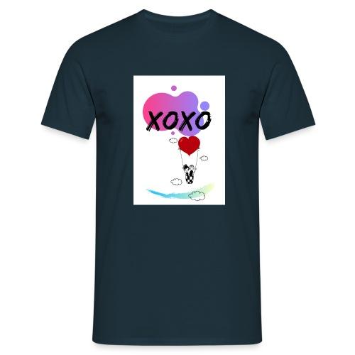 loveintheair - Camiseta hombre