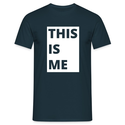 This is me - T-shirt herr