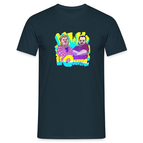 Blue Quintal - T-shirt Homme