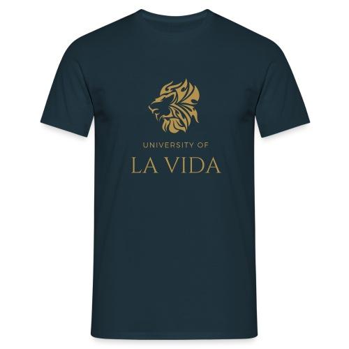 University of LA VIDA - T-shirt herr