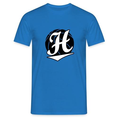 H Logo - Männer T-Shirt