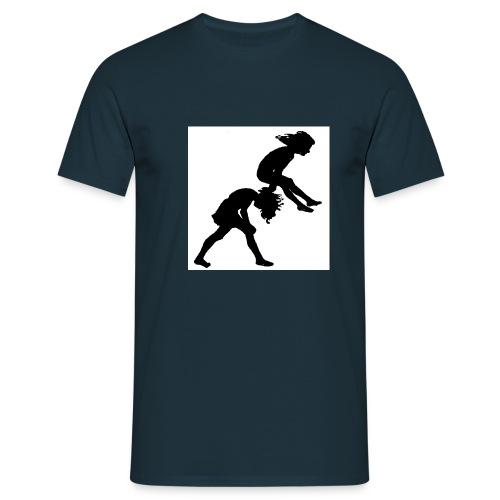 hopp - Männer T-Shirt
