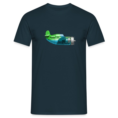 menu plane png - Men's T-Shirt