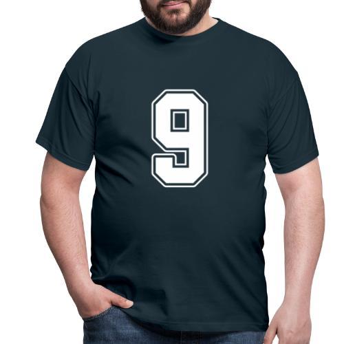 Number 9 - Maglietta da uomo