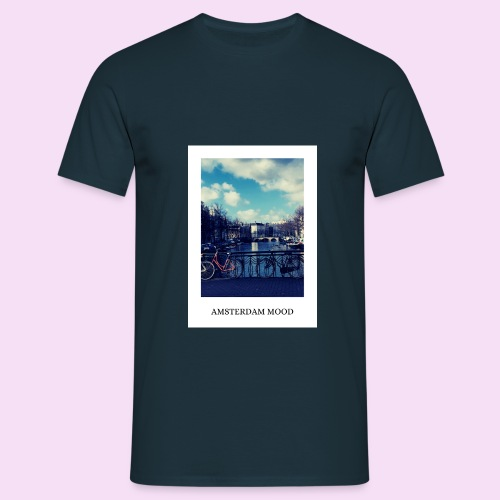 AMSTERDAM MOOD - T-shirt Homme