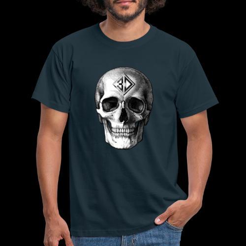 Skull tatoo - T-shirt Homme