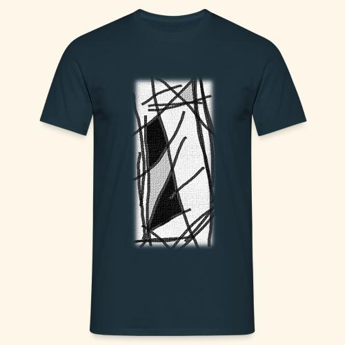 Muster 3 - Männer T-Shirt