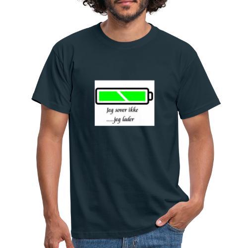 lader_2 - T-skjorte for menn