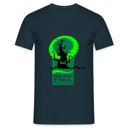 dtv1 - Men's T-Shirt