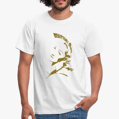 BEAUTYHILL QUEEN - Männer T-Shirt