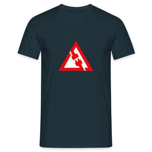 lag in rocket league - Mannen T-shirt