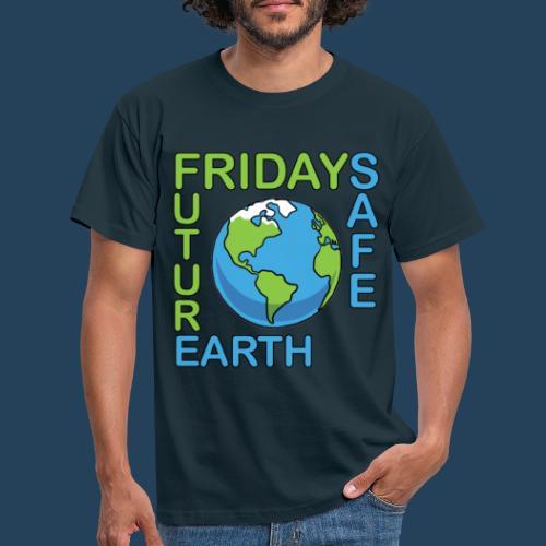 Safe Our Earth - Männer T-Shirt
