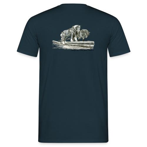e0080 - T-shirt Homme